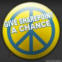 Love SharePoint LoveOthers